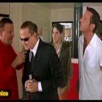 Christian De Sica, Massimo Boldi, Biagio Izzo e Enzo Salvi – Lezioni di Bodyguards