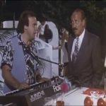 Jerry Calà, Guido Nicheli e il Macumba al piano bar
