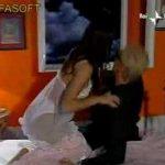 Max Tortora, Barbara Chiappini – Franco Califano a letto